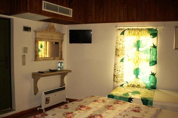Dalyan Butik Otel Hayat Bahcesi - 5