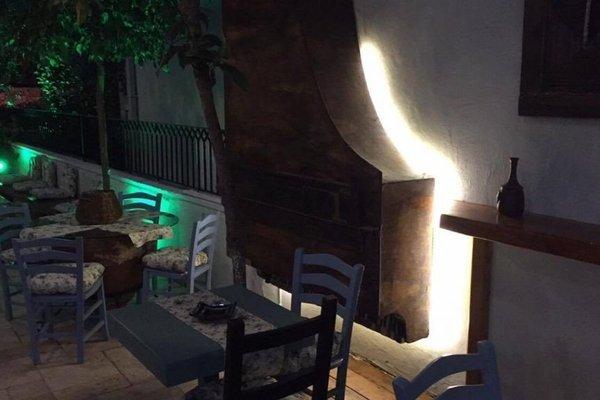 Dalyan Butik Otel Hayat Bahcesi - 6
