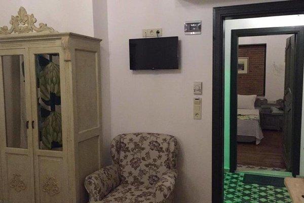 Dalyan Butik Otel Hayat Bahcesi - 7