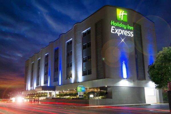 Holiday Inn Express Mexico- Toreo - 23