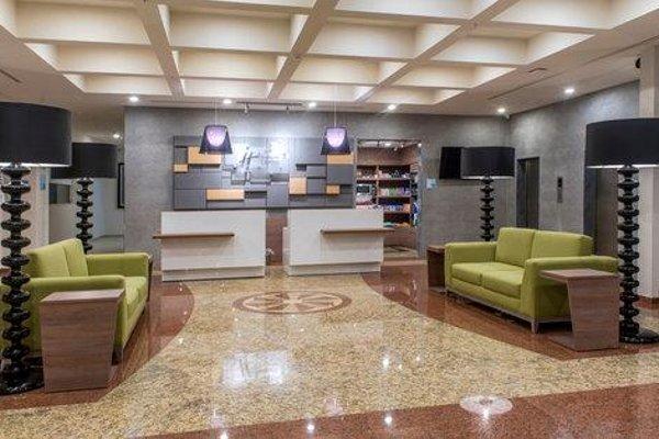 Holiday Inn Express Mexico- Toreo - 7