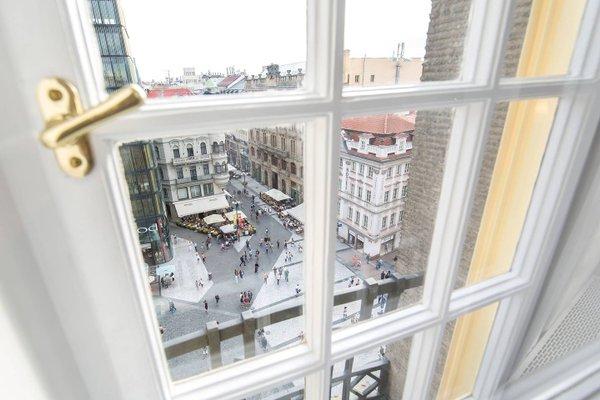 Merchants Crown Hotel - фото 21