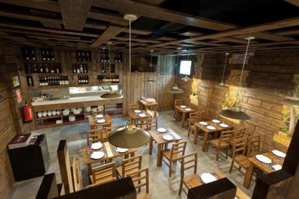 Pension Restaurante Casa Camino - фото 14