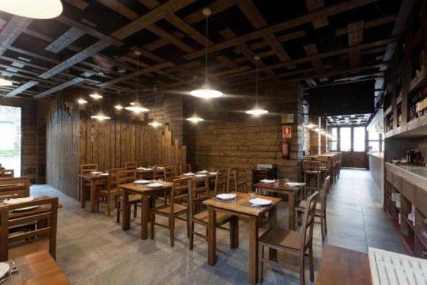 Pension Restaurante Casa Camino - фото 17