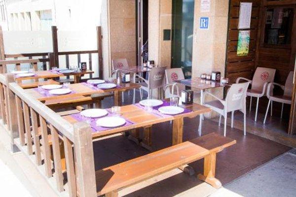 Pension Restaurante Casa Camino - фото 19