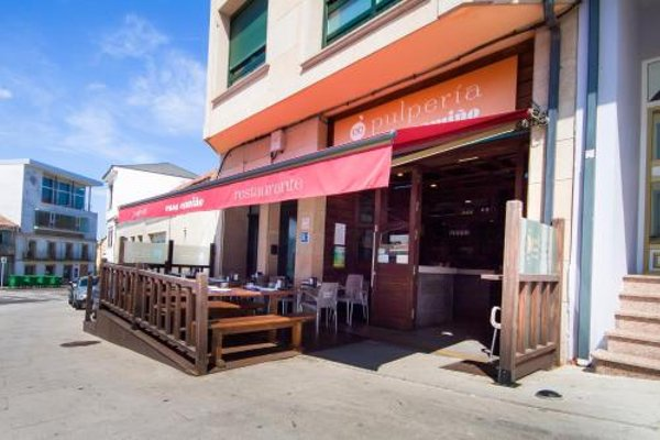 Pension Restaurante Casa Camino - фото 20
