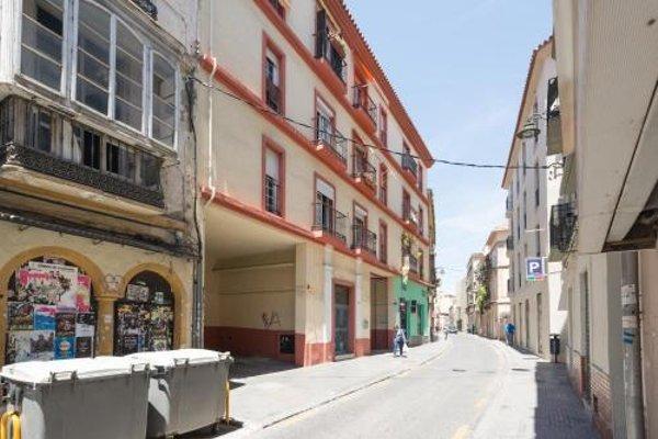 MalagaSuite Showroom Apartments - Ollerias - фото 22