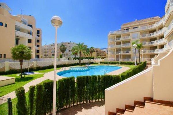 Residencial Playa Sol III - фото 21