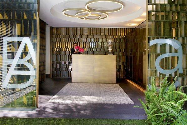 ABaC Restaurant Hotel Barcelona GL Monumento - фото 13