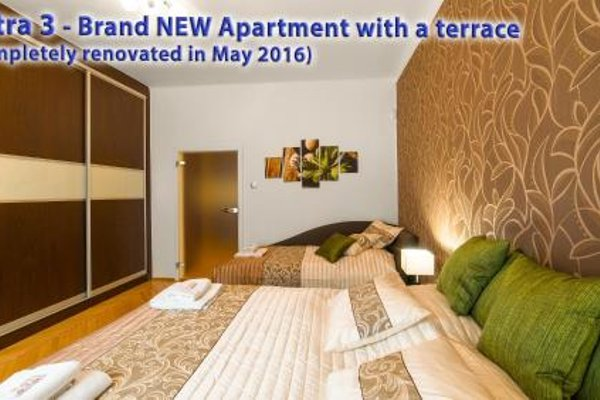 Astra 3 - Large Apartment with Terrace - фото 28