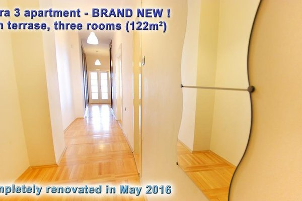 Astra 3 - Large Apartment with Terrace - фото 17