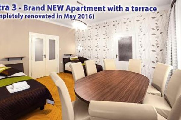 Astra 3 - Large Apartment with Terrace - фото 18