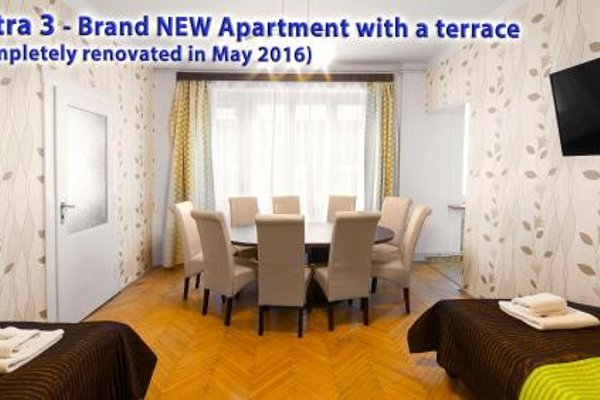 Astra 3 - Large Apartment with Terrace - фото 19