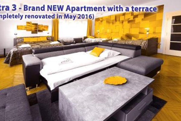Astra 3 - Large Apartment with Terrace - фото 20