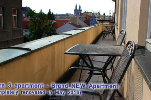 Astra 3 - Large Apartment with Terrace - фото 22
