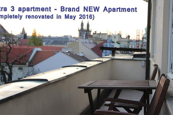 Astra 3 - Large Apartment with Terrace - фото 23