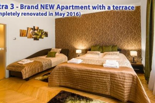 Astra 3 - Large Apartment with Terrace - фото 3
