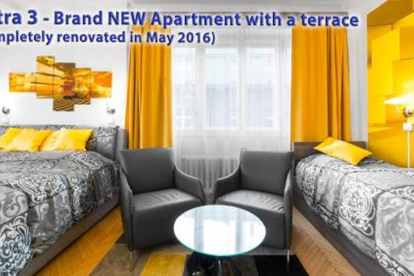 Astra 3 - Large Apartment with Terrace - фото 4