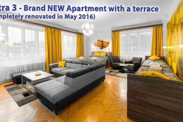 Astra 3 - Large Apartment with Terrace - фото 5