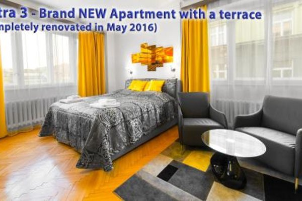 Astra 3 - Large Apartment with Terrace - фото 6