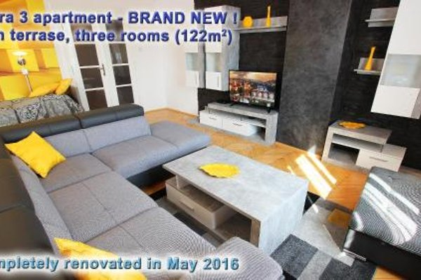 Astra 3 - Large Apartment with Terrace - фото 7