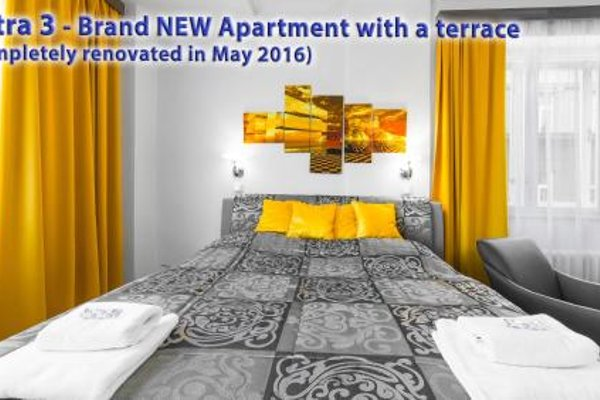 Astra 3 - Large Apartment with Terrace - фото 8