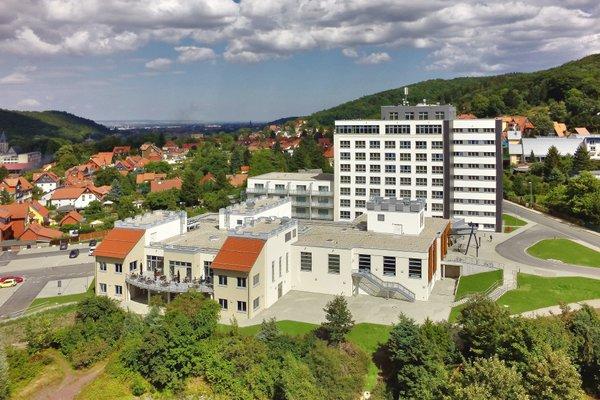 Hasseroder Burghotel - фото 22