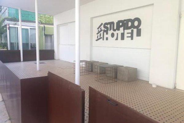 Stupido Hotel - фото 13