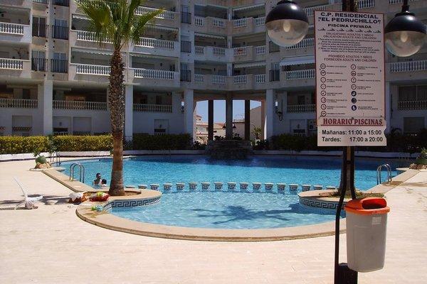 Apartamentos Residencial El Pedruchillo - фото 11