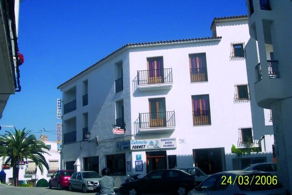 Hostal Fornet Altea - фото 18