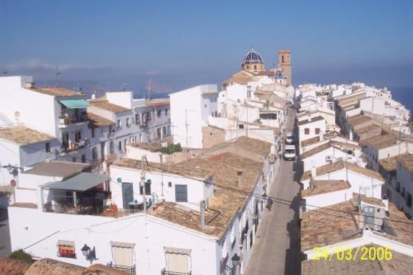 Hostal Fornet Altea - фото 21