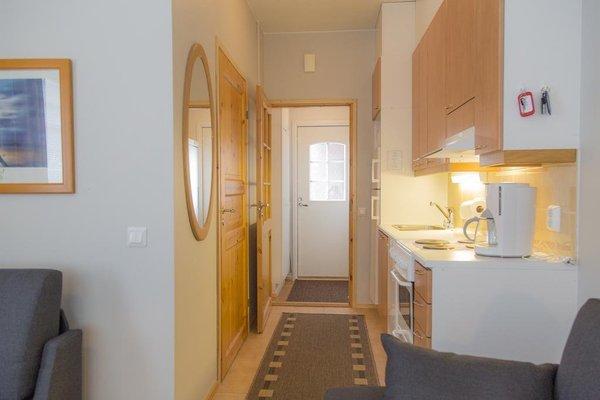 Apartments Rautulampi - фото 11