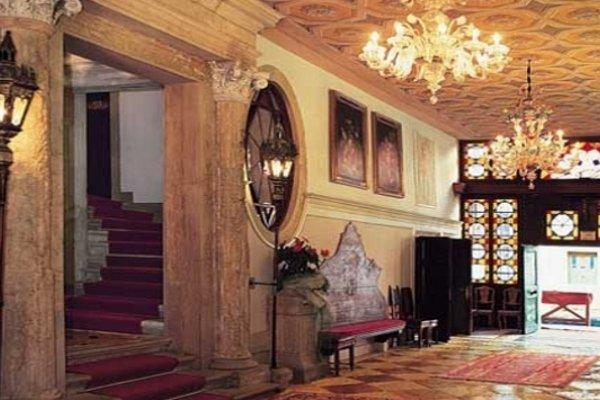 Hotel Palazzo Abadessa - фото 16
