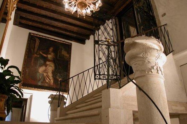 Hotel Palazzo Abadessa - фото 17