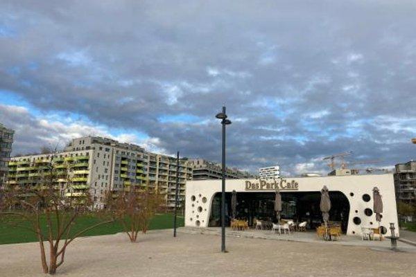 Vienna Sky Tower Apartments Hauptbahnhof - фото 18