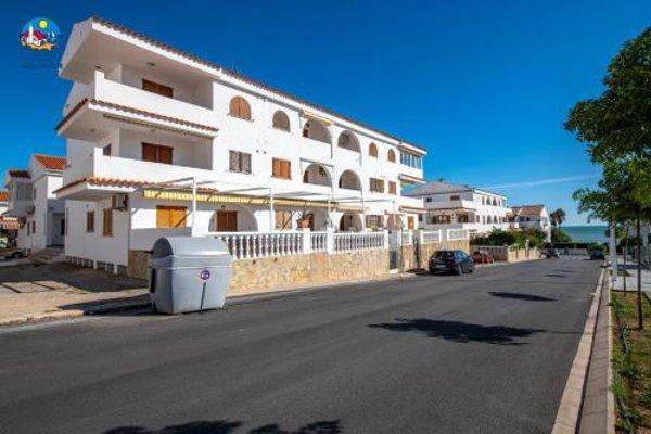 Apartamentos Hibiscus - фото 21