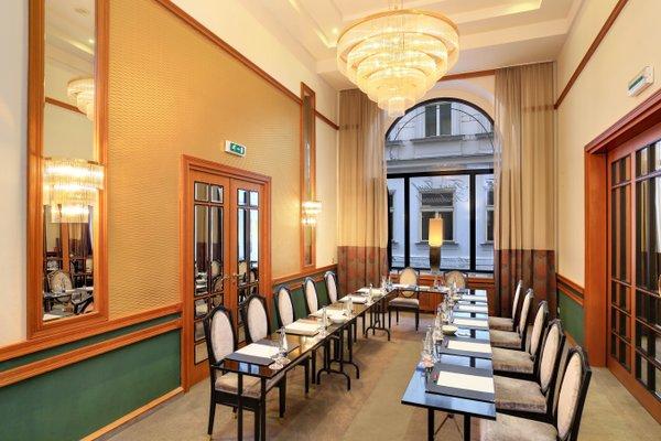 Grand Hotel Bohemia - фото 16