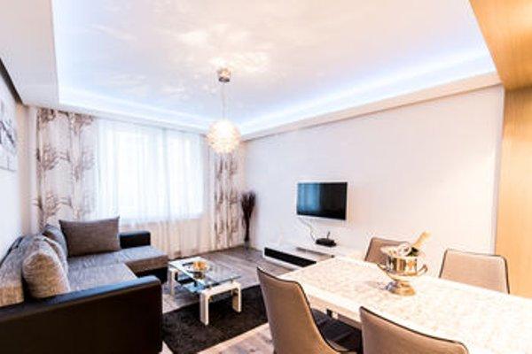Grand Apartment Vienna - фото 10