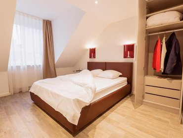 Апартаменты Brera Serviced Apartments Frankfurt