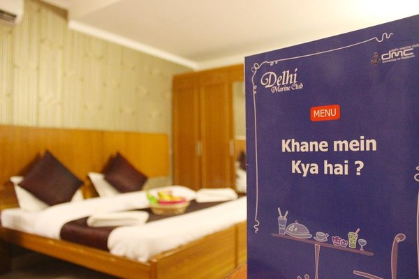 HOTEL DELHI MARINE CLUB C6 VASANT KUNJ - 13