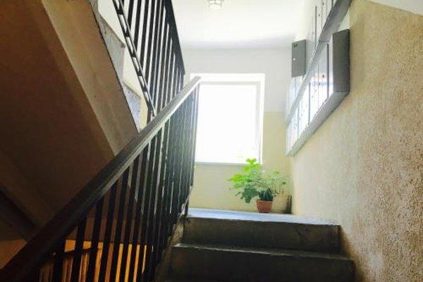 Apartment Vilnius Zemaitijos - фото 18