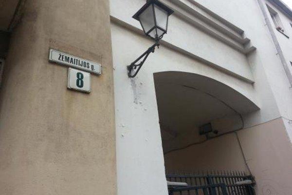 Apartment Vilnius Zemaitijos - фото 19