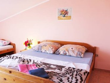 Guesthouse Savija Becici Rooms