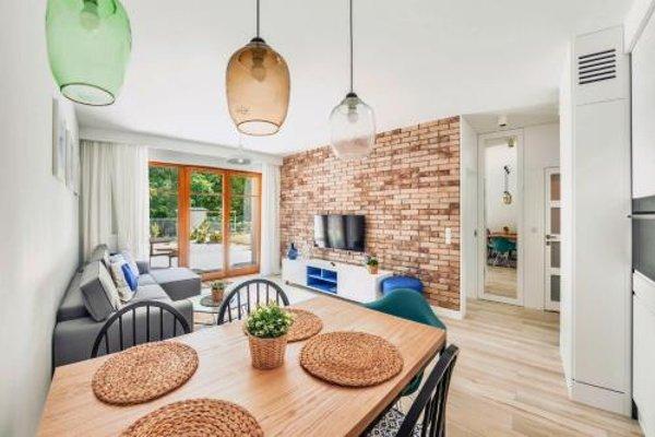 Apartamenty Sun&Snow Krolewskie Kamieniczki - фото 11