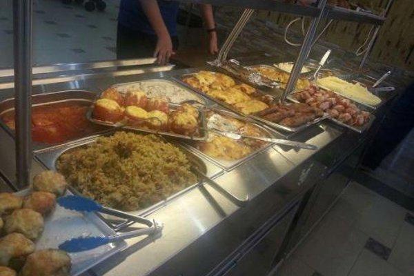 Отель Атлас - фото 10