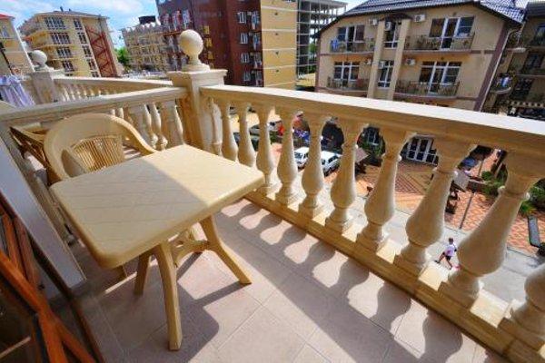 Отель Атлас - фото 12