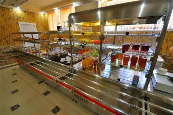 Отель Атлас - фото 13