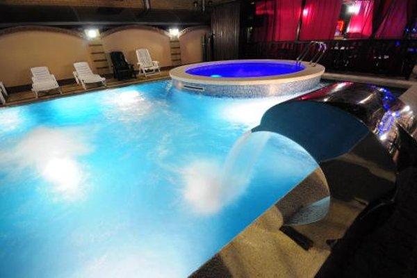 Отель Атлас - фото 16