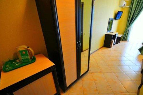 Отель Атлас - фото 17