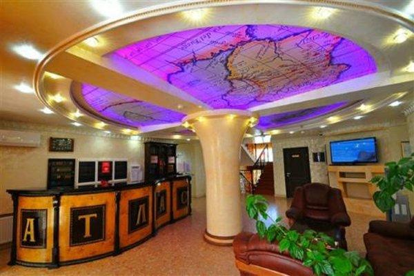 Отель Атлас - фото 18